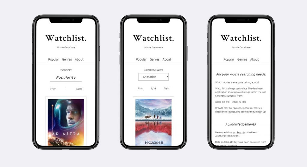 Mobile App Preview.